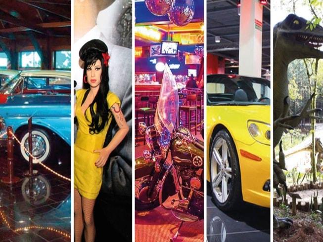 Imagem do passeio Passaporte Dreams com 5 Museus