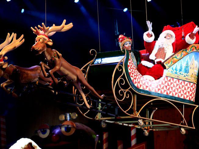 Imagem representando o passeio Natal Pelo Mundo - Ingresso e Transporte