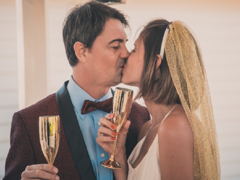 Casamento dos Sonhos - Romântico