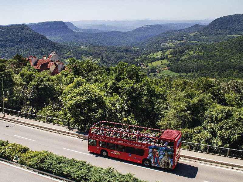 Imagem representando o passeio Ticket Bustour