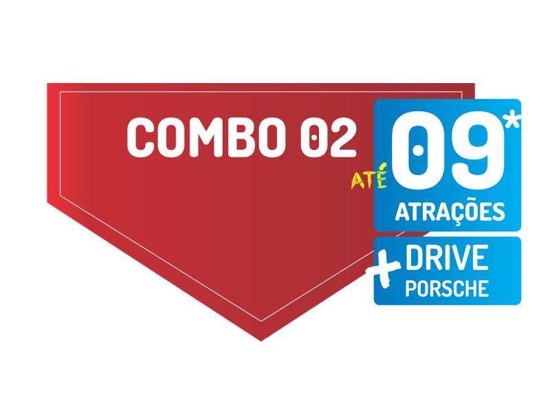 Gramado Pass (COMBO 2)