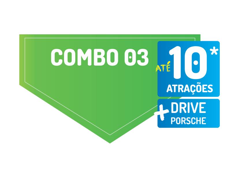 Gramado Pass (COMBO 3)