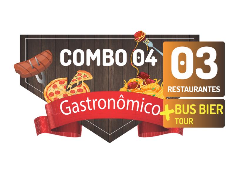 Gramado Pass (COMBO 4)