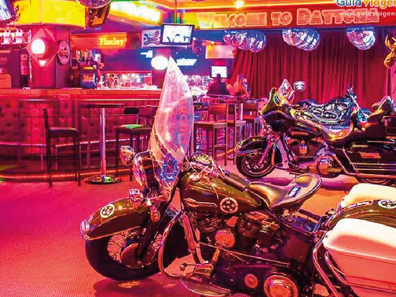 Imagem do Museu Harley Motor Show