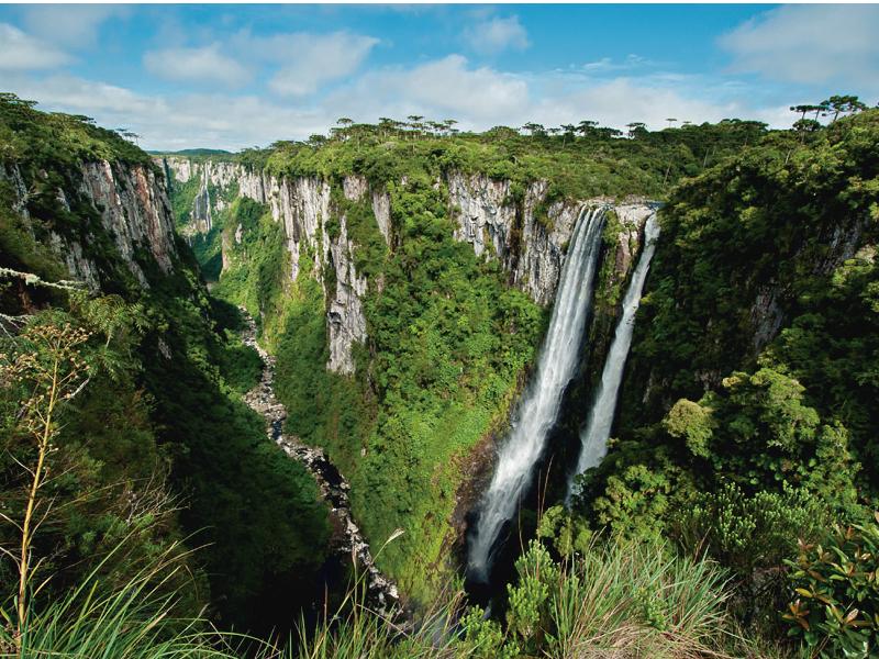 Imagem do Canyon Itaimbezinho