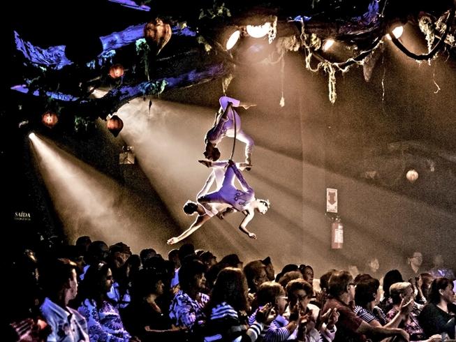 Imagem do Espetáculo Korvatunturi