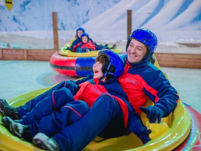 Snowland - Parque de Neve
