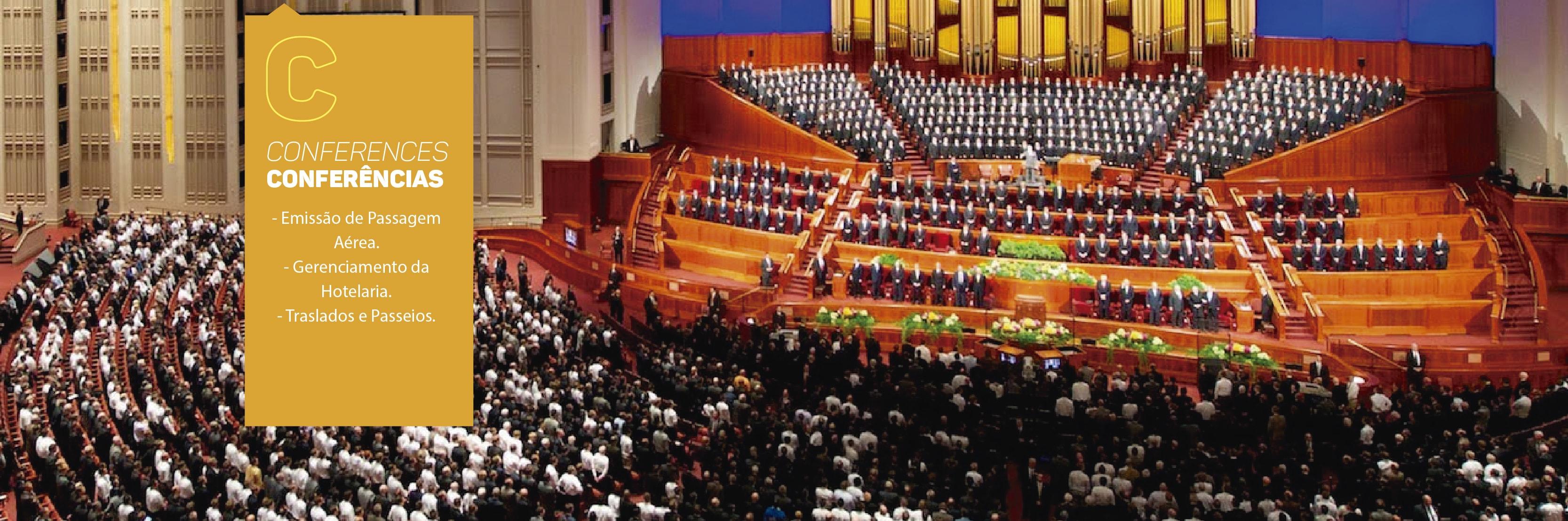 congressos, conferências, convenções