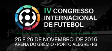 Imagem do evento IV Congresso Internacional de Futebol