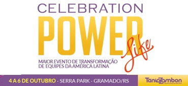 Imagem do evento CELEBRATION POWER LIFE