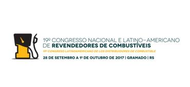 Imagem do evento 19º Congresso Nacional e Latino Americano de Revendedores de Combustível