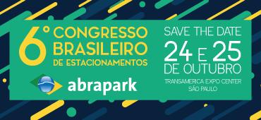 Imagem do evento 6° Congresso Brasileiro de Estacionamentos