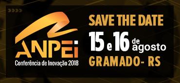 Imagem do evento 17ª CONFERÊNCIA DE INOVAÇÃO - ANPEI 2018