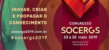 Imagem do evento SOCERGS 2019
