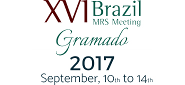 Imagem do evento XVI Brazilian MRS meeting