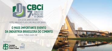 Imagem do evento VII Congresso Brasileiro do Cimento