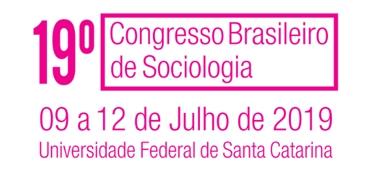 Imagem do evento 19º CONGRESSO BRASILEIRO DE SOCIOLOGIA