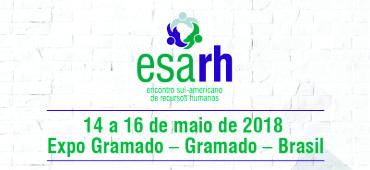 Imagem do evento ESARH 2018