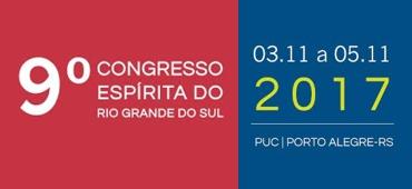 Imagem do evento 9º Congresso Espirita do Rio Grande do Sul