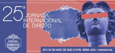 Imagem do evento 25º JORNADA INTERNACIONAL DE DIREITO