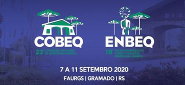 Imagem do evento  23° COBEQ E 18° EMBEQ
