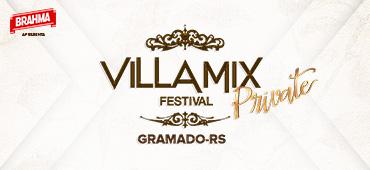 Imagem do evento Villa Mix Private 2016