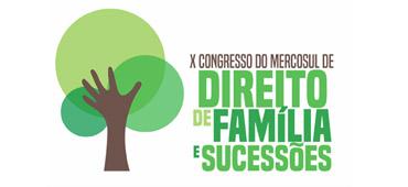 Imagem do evento X CONGRESSO MERCOSUL DE DIREITO DE FAMÍLIA