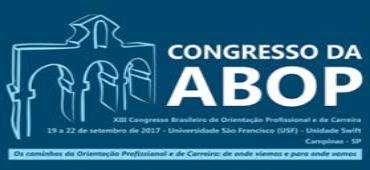 Imagem do evento XIII Congresso Brasileiro de Orientação Profissional e de Carreira