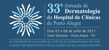 Imagem do evento 33º Jornada de Dermatologia do Hospital de Clinicas