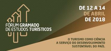 Imagem do evento FÓRUM GRAMADO DE ESTUDOS TURISTICOS