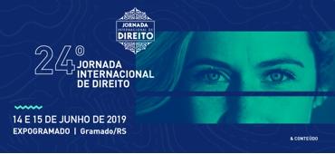 Imagem do evento XXIV Jornada Internacional de Direito 2019