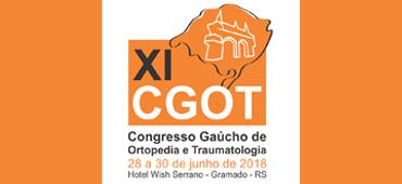 Imagem do evento XI CONGRESSO GAÚCHO DE ORTOPEDIA E TRAUMATOLOGIA