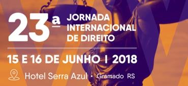Imagem do evento XXIII JORNADA INTERNACIONAL DE DIREITO