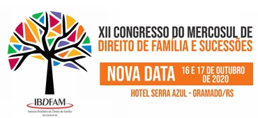 Imagem do evento XII CONGRESSO DO MERCOSUL DE DIREITO DE FAMÍLIA E SUCESSÕES