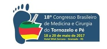 Imagem do evento 18° Congresso Brasileiro de Medicina e Cirurgia do Tornozelo e Pé