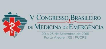 Imagem do evento V Congresso Brasileiro de Medicina de Emergência Adulto e Pediátrico