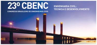 Imagem do evento 23º CBENC - Congresso Brasileiro de Engenheiros Civis