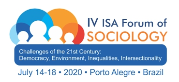 Imagem do evento IV ISA FORUM OF SOCIOLOGY 2020
