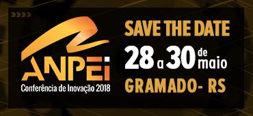 Imagem do evento 17ª CONFERÊNCIA ANPEI DE INOVAÇÃO 2018