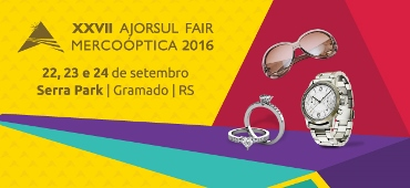 Imagem do evento XXVII Ajorsul Fair Mercooptica 2016