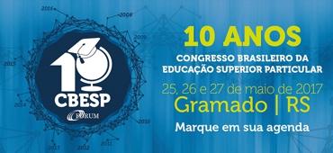Imagem do evento Congresso Brasileiro da Educação Superior Particular - CBESP -